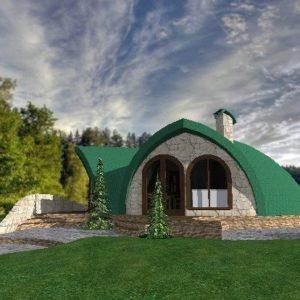 Купольний будинок – 2
