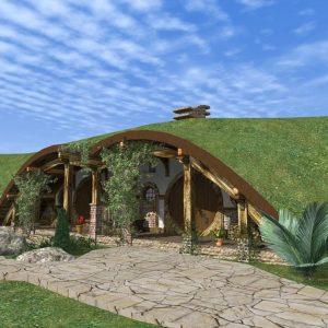Готель Hobbit 001