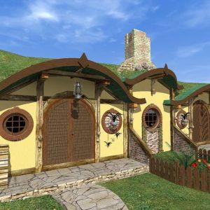 Готель Hobbit 002