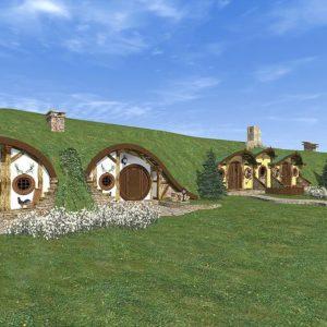 Готель Hobbit-003