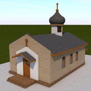 Каркасна церква