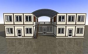 Готові рішення  - Модульні споруди